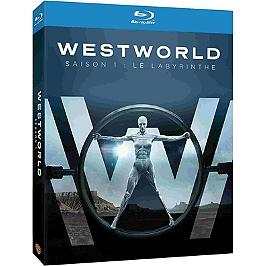 Coffret Westworld, saison 1 : le labyrinthe, Blu-ray