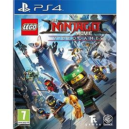 Lego Ninjago, le film : le jeu vidéo (PS4)