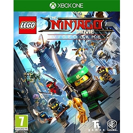 Lego Ninjago, le film : le jeu vidéo (XBOXONE)