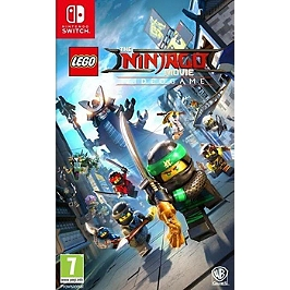 Lego Ninjago, le film : le jeu vidéo (SWITCH)