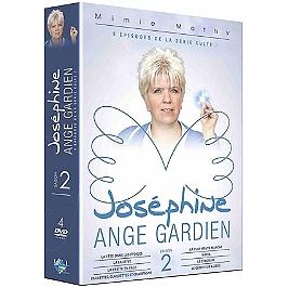 Coffret Joséphine ange gardien, saison 2, Dvd