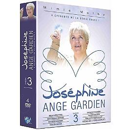 Coffret Joséphine ange gardien, saison 3, Dvd