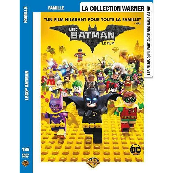leclerc Espace E Culturel Lego BatmanLe Film Dvd wiukTPZXO