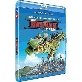 Lego ninjago, le film, Blu-ray