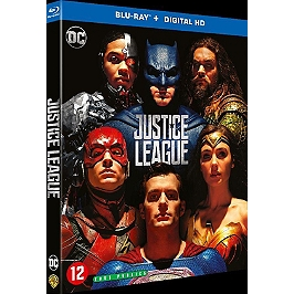Justice League, Blu-ray