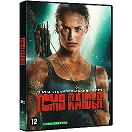 Tomb raider, Dvd