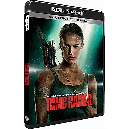 Tomb raider, Blu-ray 4K