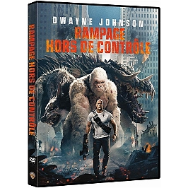 Rampage - hors de contrôle, Dvd