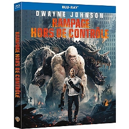 Rampage - hors de contrôle, Blu-ray
