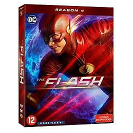 Coffret the Flash, saison 4, Dvd