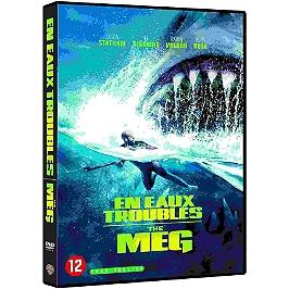 En eaux troubles - the meg, Dvd