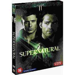 Coffret supernatural, saison 11, Dvd