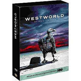 Coffret Westworld, saison 2 : la porte, Dvd