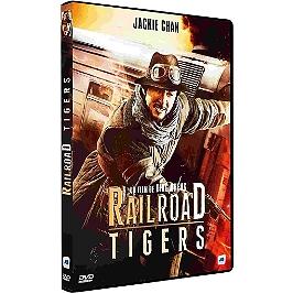 Railroad tigers, Dvd