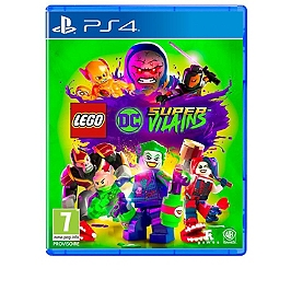 Lego DC super-vilains (PS4)
