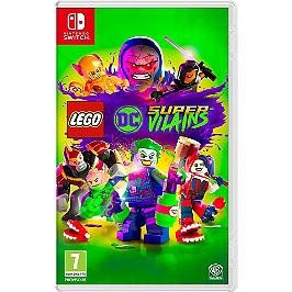 Lego DC super-vilains (SWITCH)