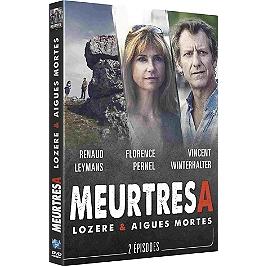 Meurtres à... : Lozère ; Aigues-Mortes, Dvd