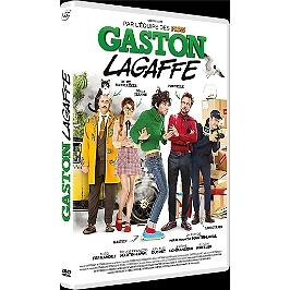 Gaston Lagaffe, Dvd