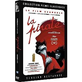 La pirate, Dvd