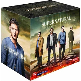 Coffret supernatural, saisons 1 à 12, Dvd