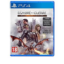 L'ombre de la guerre - édition définitive (PS4)