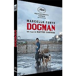 Dogman, Blu-ray