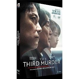 The third murder, Dvd