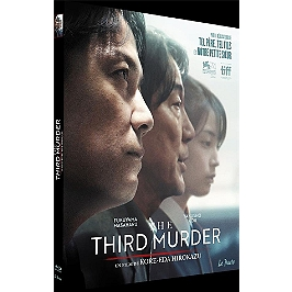The third murder, Blu-ray