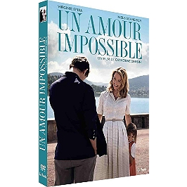 Un amour impossible, Dvd