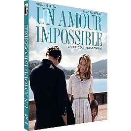Un amour impossible, Blu-ray