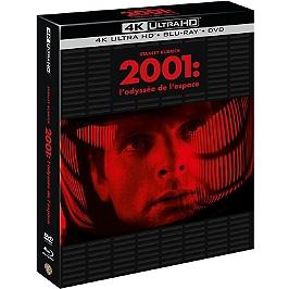 2001 : l'odyssée de l'espace, Blu-ray 4K