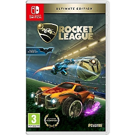 Rocket league - édition ultimate (SWITCH)
