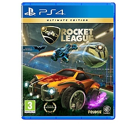 Rocket league - édition ultimate (PS4)