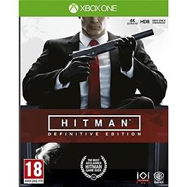 Hitman - édition définitive (XBOXONE)