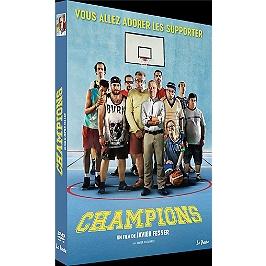 Champions, Dvd