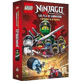 Coffret Lego ninjago , saison 8 : les fils de Garmadon, Dvd