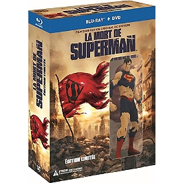 The death of Superman, Blu-ray