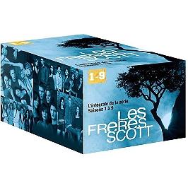 Coffret intégrale les frères Scott, saison 1 à 9, Dvd