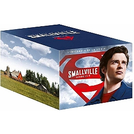 Coffret intégrale Smallville, Dvd