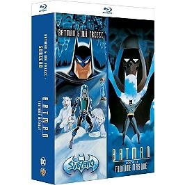 Coffret films issus de Batman la série animée 2 films, Blu-ray