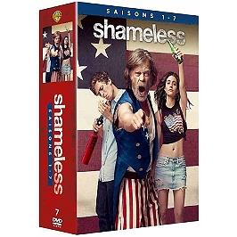 Coffret shameless, saisons 1 à 7, Dvd