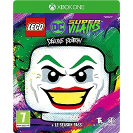 Lego DC super-vilains - édition deluxe (XBOXONE)