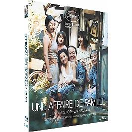 Une affaire de famille, Blu-ray
