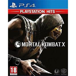 Mortal kombat X - PLAYSTATION HITS (PS4)