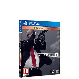 Hitman 2 - édition gold (PS4)