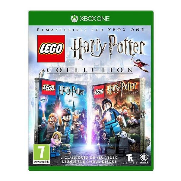 Lego Harry Potter Collection Xboxone Sur Xbox One Jeux Vidéos