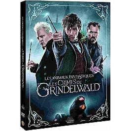 Les animaux fantastiques 2 : les crimes de Grindelwald, Dvd
