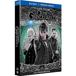 Les animaux fantastiques 2 : les crimes de Grindelwald, Blu-ray