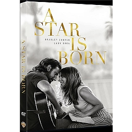 A star is born, Dvd