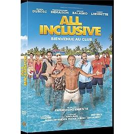 All inclusive, Dvd